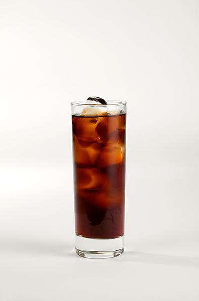 Míchané nápoje s kávovým likérem – Černý pátek