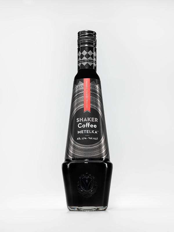 Kávový likér – Shaker Coffee 0,5 L