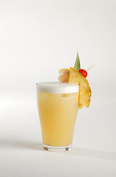 Míchaný alkoholický nápoj s absintem – Sobota odpoledne