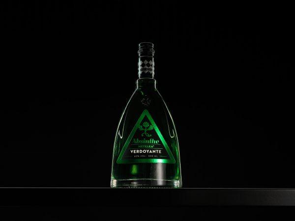 Absinthe ideální pro míchané alkoholické nápoje