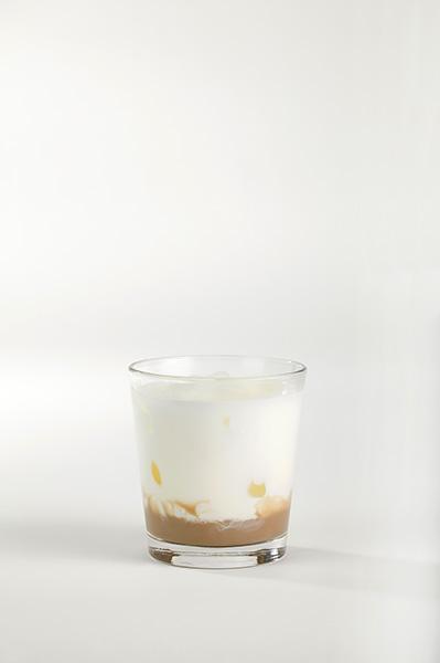 Recepty na míchané nápoje s Milky Coffee – Bílé rusky