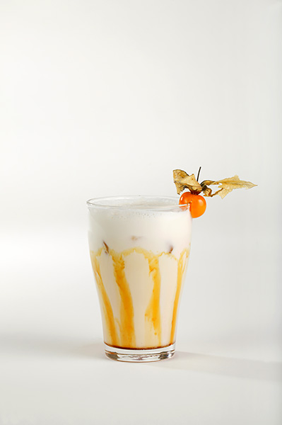 Míchaný alkoholický nápoj, recepty s Milky Caramel – Karamelka