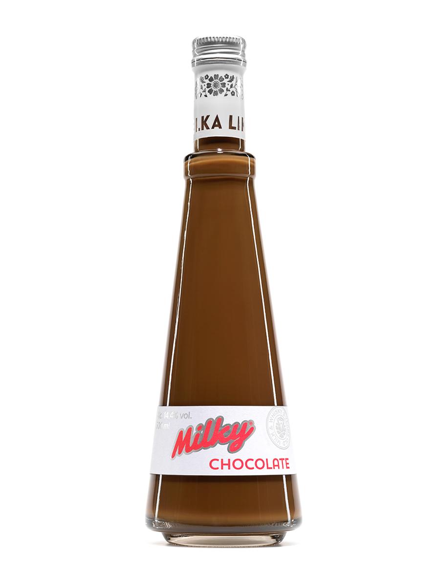 Čokoládový Milky Chocolate od výrobce Metelka likéry