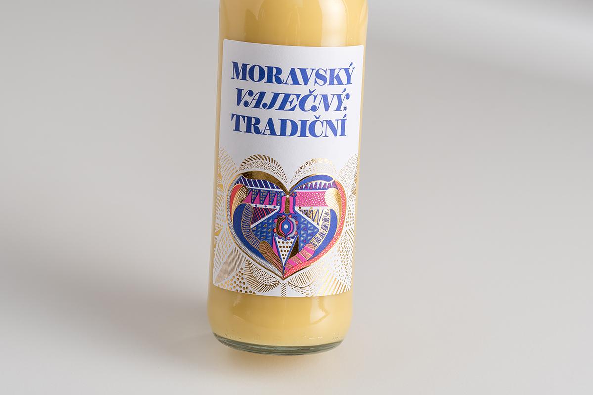 Moravský Vaječný Tradiční