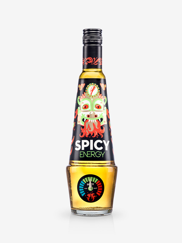 Spicy Energy 0,5 L