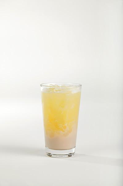 Recepty na alkoholické míchané nápoje s mléčným Milky Whisky Flavour – Tsunami
