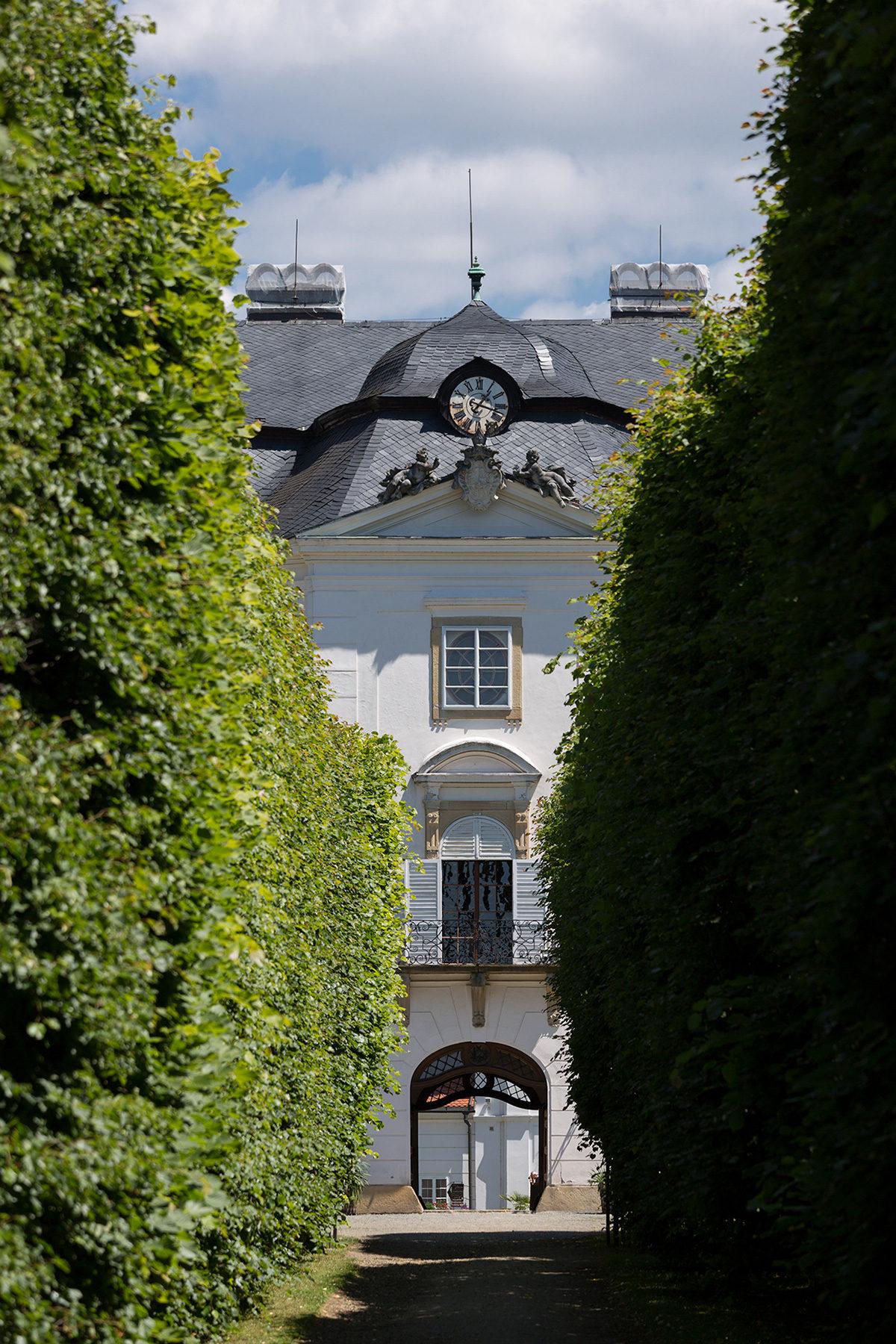 Státní zámek Vizovice
