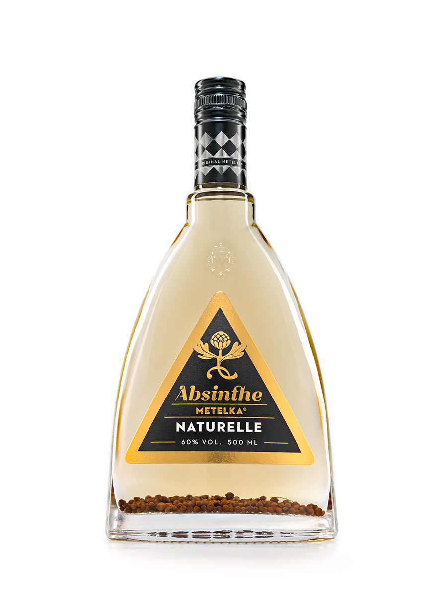 Český absinth – Metelka Naturelle