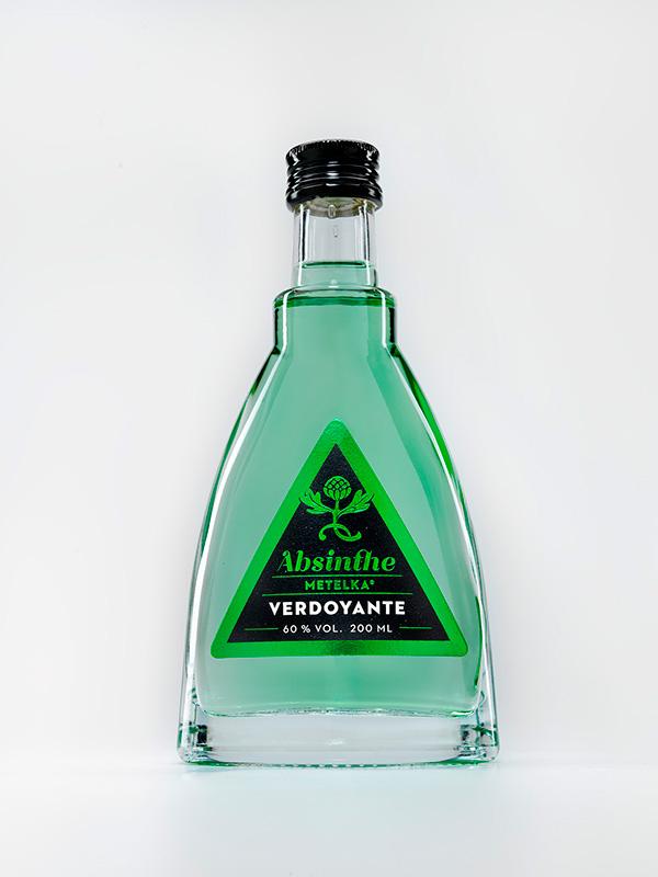 Absinthe Metelka Verdoyante 200 ML