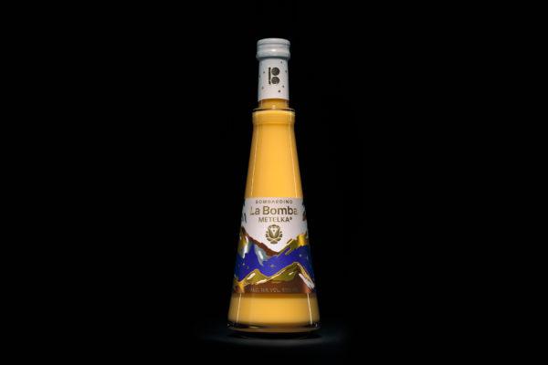 Bombardino – vaječný likér Shaker Bombardino 0,5 L