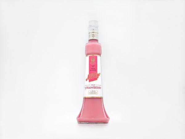 Jahodový alkoholický nápoj – Milky Wild Strawberry 0,5 L