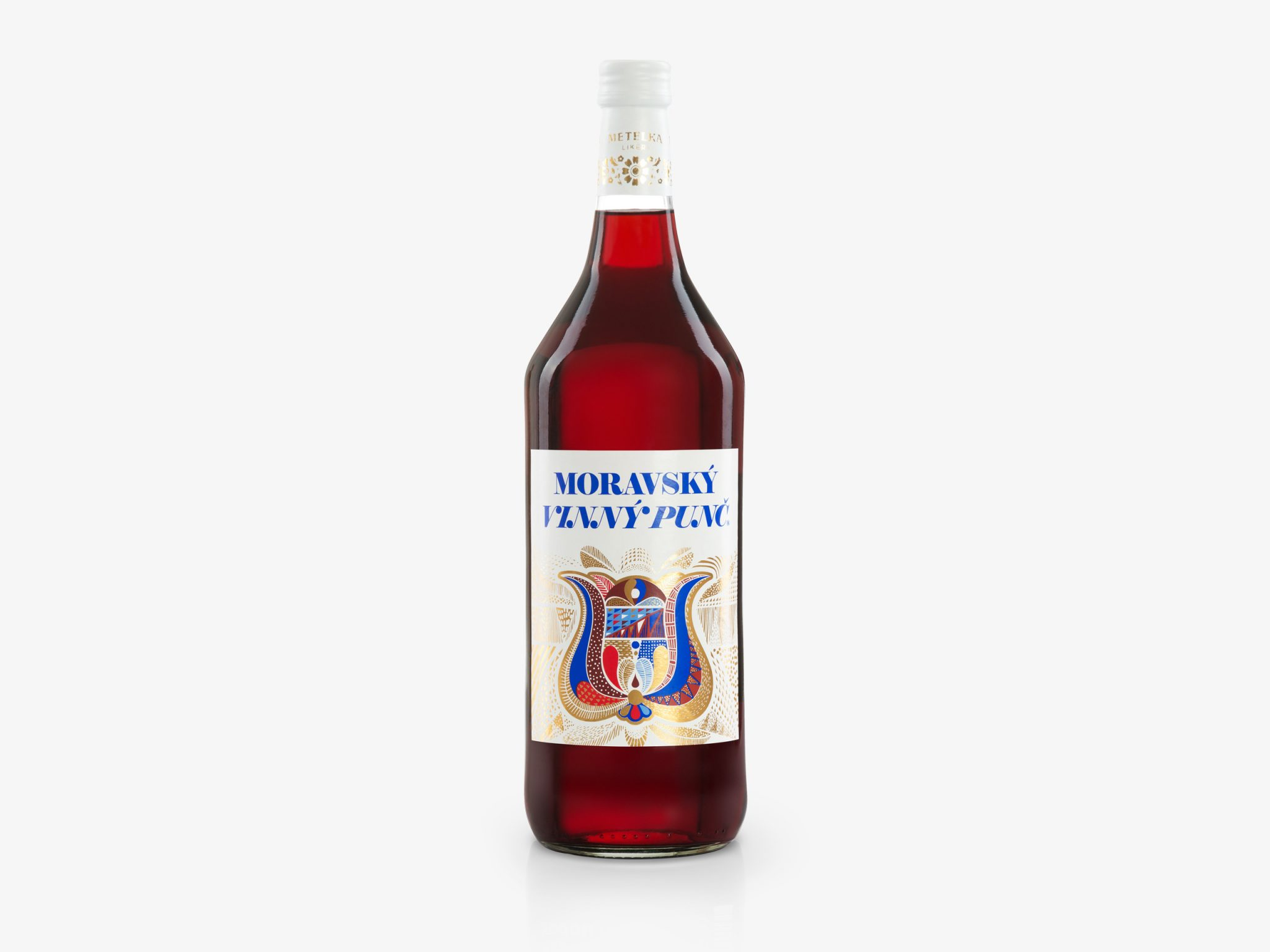 Vánoční punč – Moravský Vinný Punč 1 L