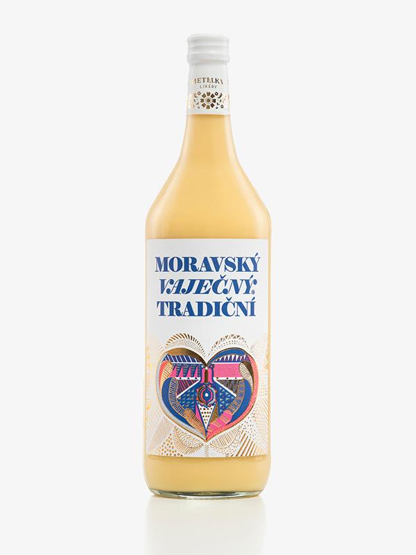Moravský Vaječný Tradiční 1 L