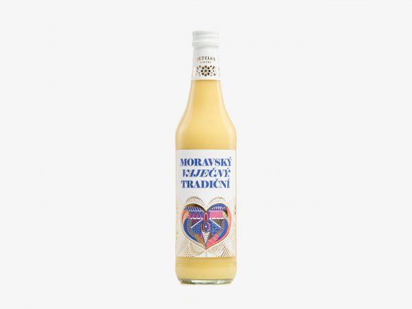 Moravský Vaječný Tradiční – vaječňák inspirovaný domácí recepturou vaječného likéru
