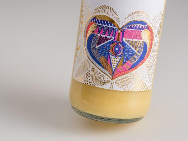 Moravský Vaječný Tradiční – etiketa
