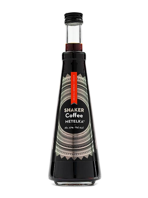Lahodný kávově karamelový likér s karibským rumem