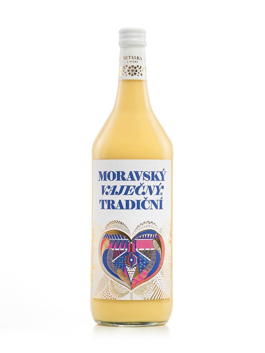 """""""Vaječňák"""" s tradicí – Moravský Vaječný Tradiční 1 L"""