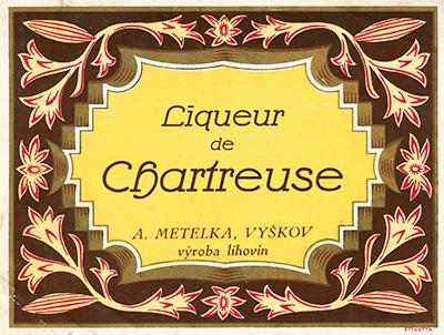 Liquer de Chartreuse