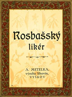 Rosbašský likér
