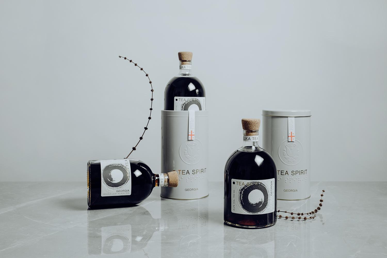 Originální dárkový alkohol – Tea Spirit