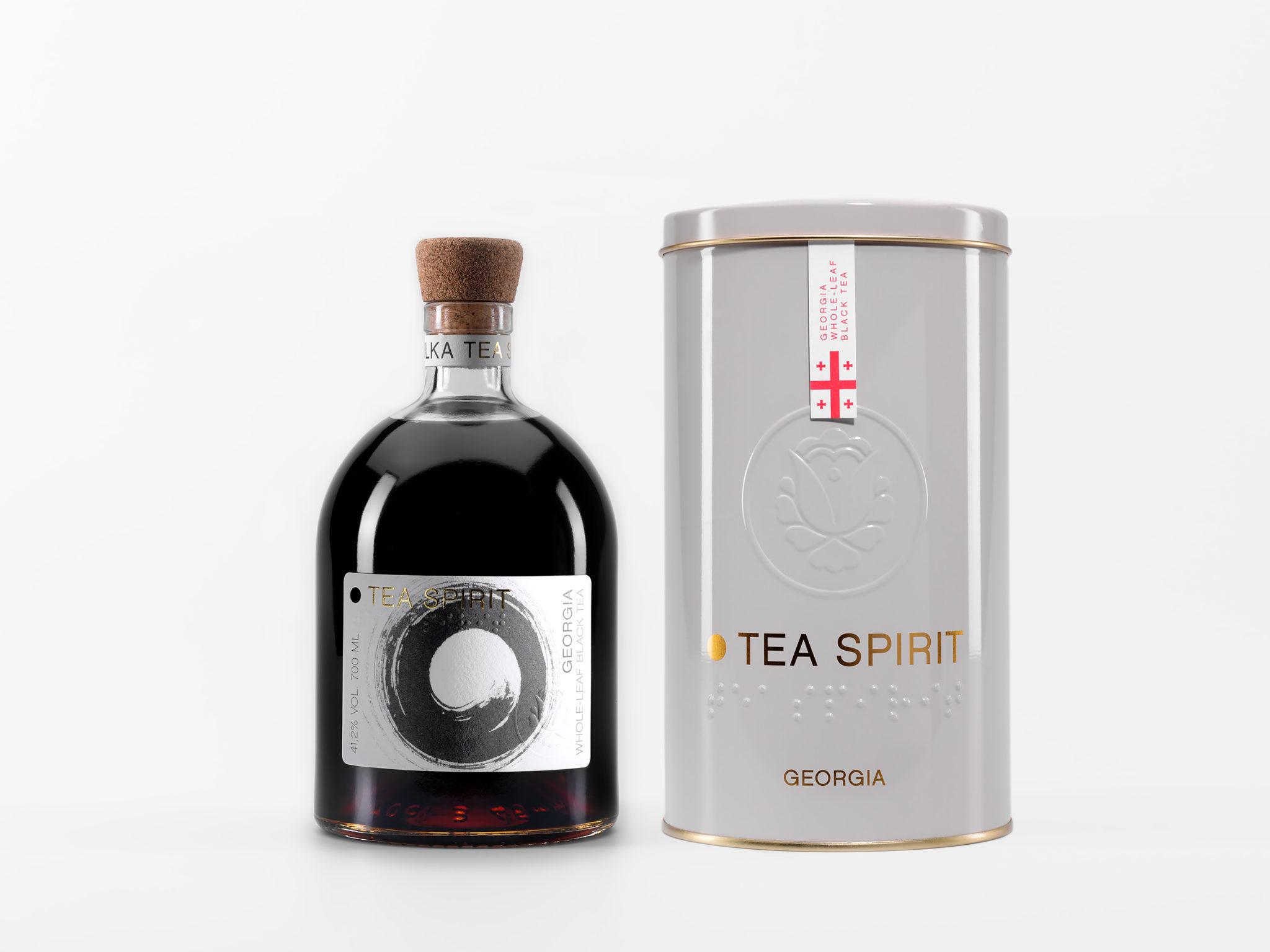 Tea Spirit – luxusní dárkové balení alkoholu