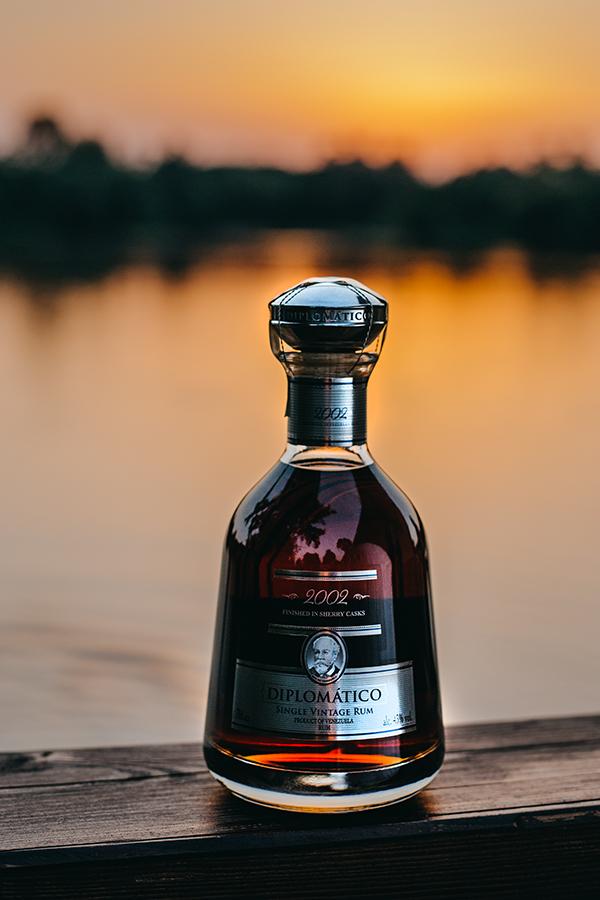 Diplomático Single Vintage Rum 2002