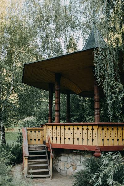 Hudební pavilon Luhačovice