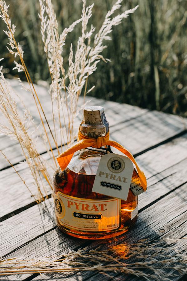 Investice do alkoholu – Pyrat