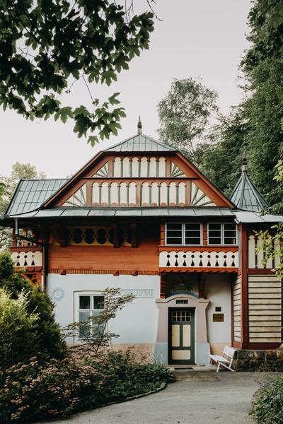 Vila Chaloupka Luhačovice
