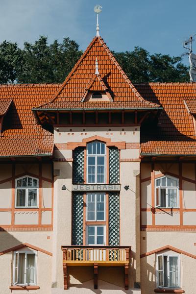 Vila Jestřabí Luhačovice