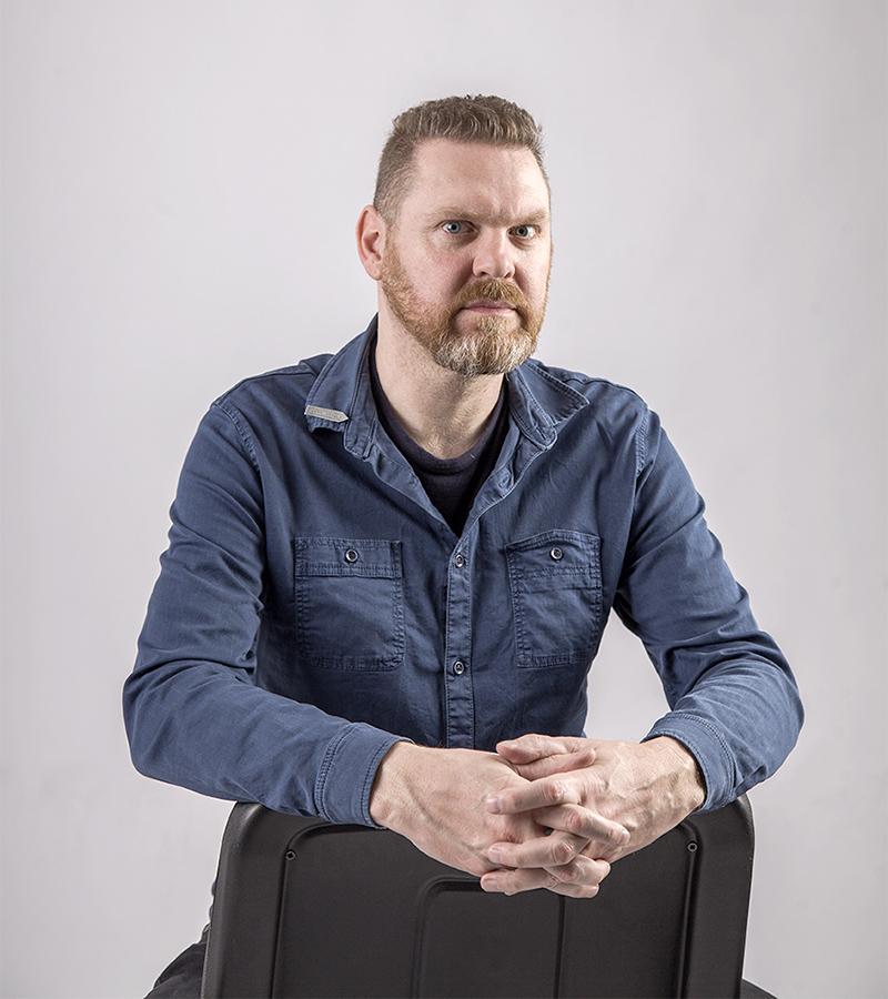 grafický designer Jan Herynek