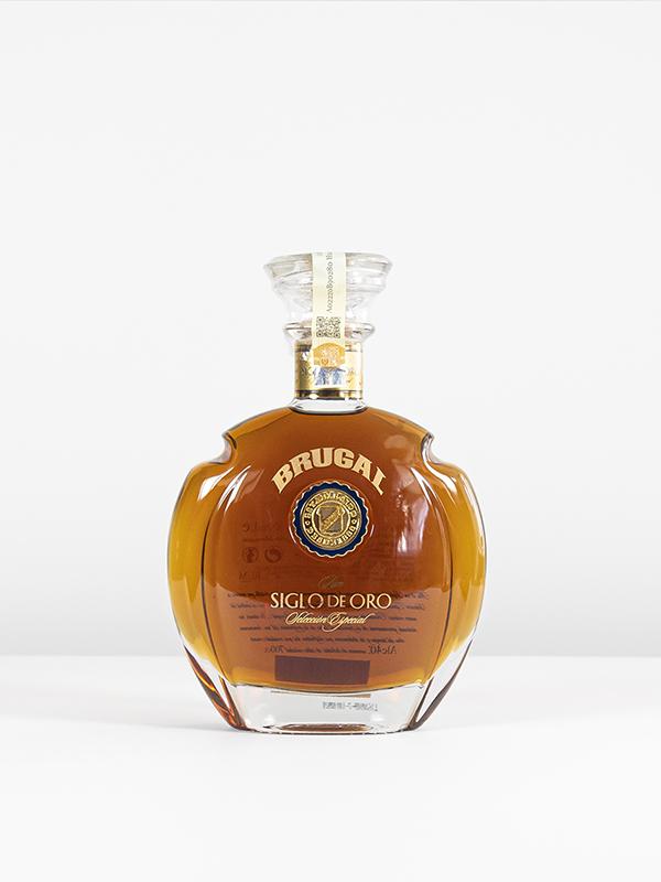 investiční alkohol Brugal Siglo de Oro