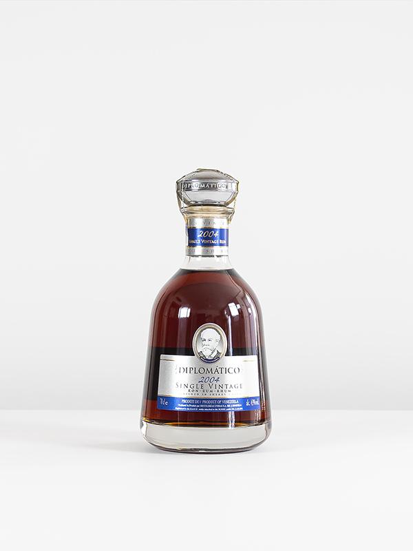 investiční alkohol Diplomatico Single Vintage Rum 2004