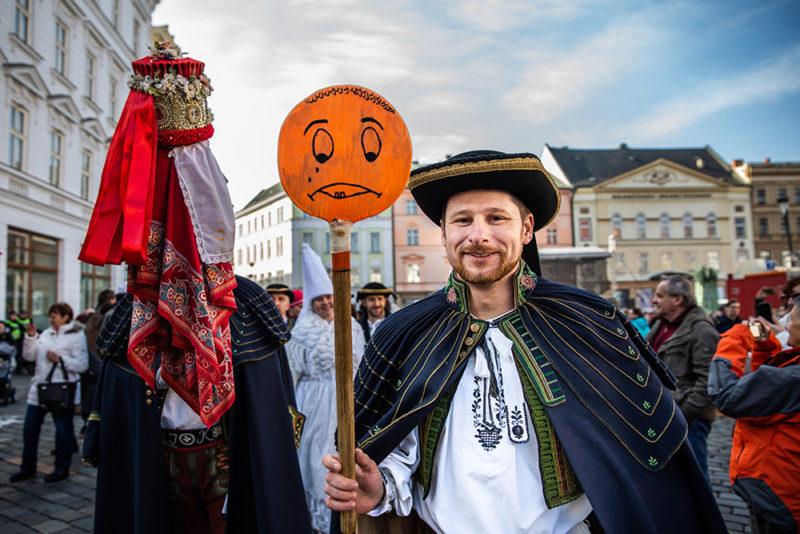 Masopust: lidový svátek, který se řídí církevním kalendářem