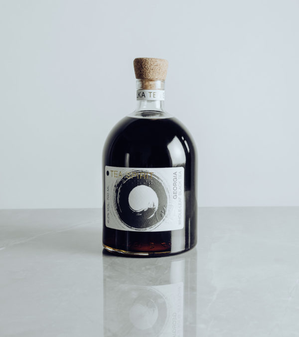 Investiční alkohol Tea Spirit 2019 (Nr. 001)