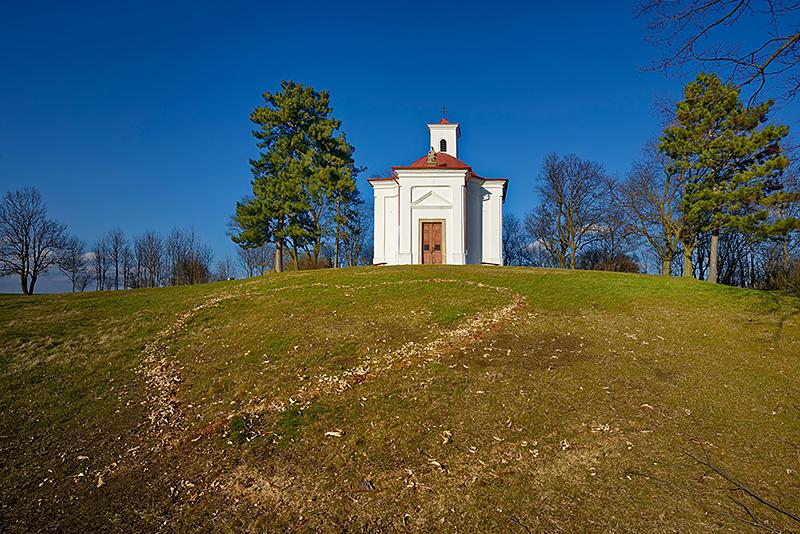kaple sv. Urbana Slavkov u Brna